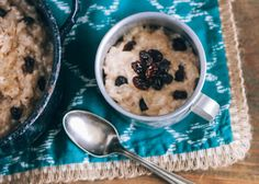 Your kids can help cook this rice pudding recipe we got from Compassion workers in Colombia.