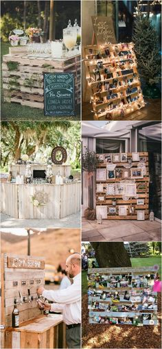 country wedding drink station ideas #weddingdecor #weddingideas #rusticweddings #countryweddings