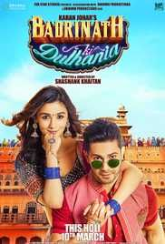 Badrinath Ki Dulhania (2017) Torrent Download HD. Here You Can Download Badrinath Ki Dulhania Movie Torrent Download, Badrinath Ki Dulhania Extratorrent  Badrinath Bansal of Jhansi and Vaidehi Trivedi from Kota relate to small towns but have diametrically opposite opinions on everything. This...