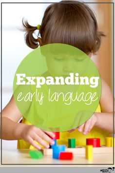 By expanding early language attempts of toddlers and preschoolers, parents can support their child's blossoming skills! Expanding is a common speech and language technique that helps teach turn-taking and more advanced grammatical structures.
