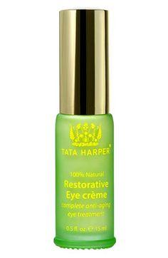 Tata Harper™ Restorative Eye Crème available at #Nordstrom