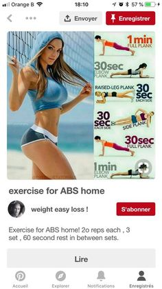 Leg Workout Plan Body Sculpting Upper Body How To Stay Healthy At Home Workouts Sexy Body Healthy Eating Health Fitness Training Elbow Exercises, Facial Exercises, Gym Workout Videos, Gym Workouts, Summer Body Goals, Workout Essentials, Plank Workout, Outdoor Workouts, Yoga