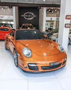 PORSCHE 911 TURBO CABRIOLET 2009  Price - 229,950aed / $62,700  GULF SPECS | 51,000 kms