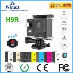 59.99$  Buy now - http://alihq2.worldwells.pw/go.php?t=32759595663 - Origianl Eken H9/h9R super 4k wifi action camera with 2.0'' TFT display and 170 degree wide angle sports camera free shipping