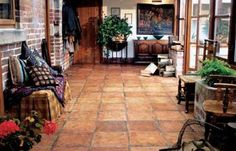 Miniguida su come pulire il pavimento in cotto