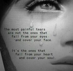 ...so many tears