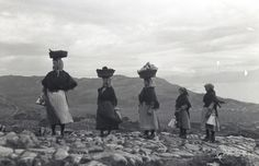 Ruth Matilda Anderson en Carnota, Galicia