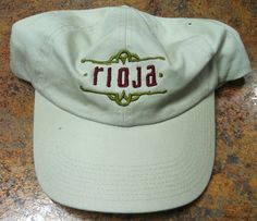 Rioja hats! www.tiktokink.com #rioja #hat #tiktokink #customhat