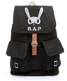 Kpop  B.A.P  multifunctional  backpack