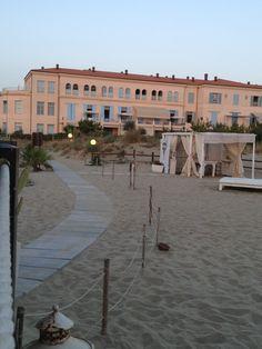 Calambrone Beach, Pisa
