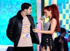 Drake ja Rihanna dating historia