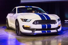 2016 Mustang GT350 Shelby
