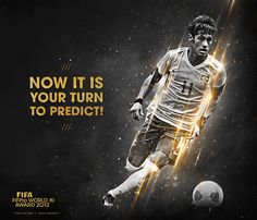 FIFA FIFPro World XI on Behance