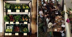 Instituto Chão: loja em SP vende produtos orgânicos a preço de custo