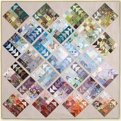 Geese Migration quilts are lovely to look at, to have and to make. In past generations, the quilt was one of the first things many yo...