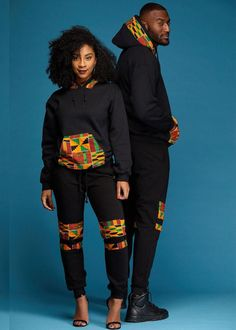 Zane Unisex African Print Hooded Sweatshirt (Red/Green/Yellow Kente) Zane Unisex African Print Hooded Sweatshirt (Red/Green/Yellow Kente) – D'IYANU<br> Style Stay warm and cozy in our lovely unisex African print sweatshirt! African Fashion Ankara, Latest African Fashion Dresses, African Print Fashion, Africa Fashion, African Wear, African Dress, African Prints, African Fabric, African Women