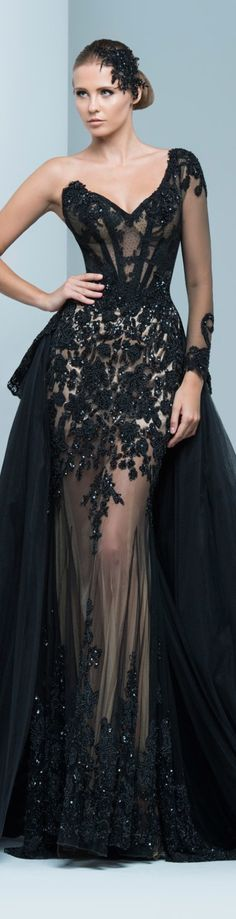 Marwan & Khaled couture 2015