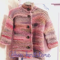 Coat for little lady