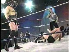 Doomsday Makes his USWA Debut Vs. Nick Dinsmore RARE Wrestling Match