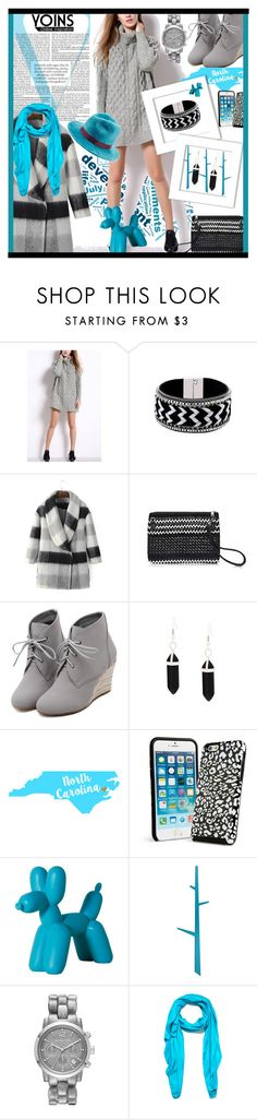 """YOINS 9"" by ozlem-ozcanb ❤ liked on Polyvore featuring Victoria Beckham, WithChic, Vera Bradley, Dot & Bo, Ex.t, Michael Kors, Faliero Sarti, Dsquared2, women's clothing and women's fashion"