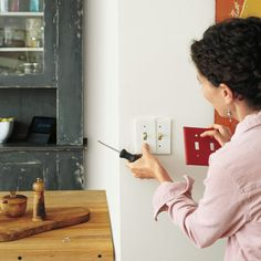 Spot and stop uninsulated switches from adding 2 percent to your heating and cooling costs. | Photo: Laura Moss | thisoldhouse.com