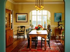 Graceful Retro Dining Room Ideas Listed In: Dining Room Furniture Dining  Room Interior Decorating Matter Plus Dining Room Paint Color Choi.