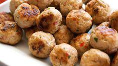 Boulettes de poulet Thaï au thermomix. Voici une délicieuse recette des Boulettes de poulet Thaï, simple et facile à réaliser au thermomix.