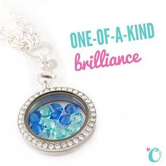 Origami Owl Living Locket w/Swarovski Crystals - To place your order, visit my website at http://yourcharminglocket.origamiowl.com/ or if you have further questions, OR LOOKING FOR A RETIRED OO PRODUCT, message me on Facebook. https://www.facebook.com/YourCharmingLocket.