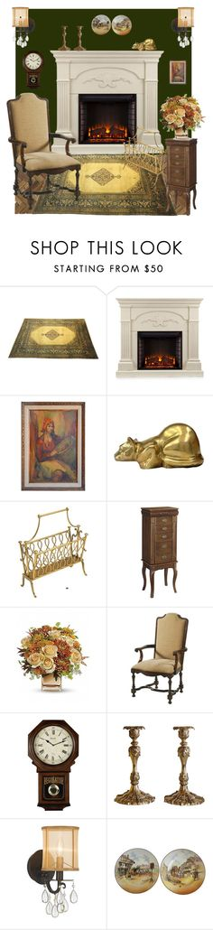 Old good England by pumsiks on Polyvore featuring interior