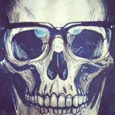 Skull avatar  by ~Jeremy-Forson