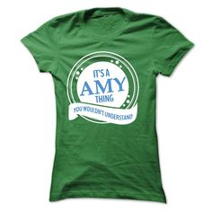 #Statestshirts... Cool T-shirts  Worth :$19.00Purchase Now  Low cost Codes View pictures & pictures of Its A AMY Thing t-shirts & hoodies:In case you don't completely love our design, you possibly can SEARCH your favourite one through the use of search bar o....