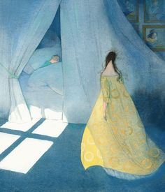 The Brothers Grimm Fairy Tales, Reimagined in Uncommonly Soulful Illustrations by Austrian Artist Lisbeth Zwerger | Brain Pickings