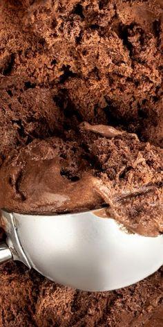 Chocolate Keto Ice Cream Love Ice Cream, Ice Cream Maker, Chocolate Ice Cream, Vanilla Ice Cream, Low Carb Ice Cream, Create A Recipe, Strawberry Ice Cream, Ice Cream Recipes, Serving Size