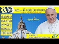 EN DIRECTO: Papa celebra Misa por la Jornada Mundial de la Paz