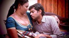 Neighbour Boy Hot Romance with Hot Indian Bhabhi - घरम भाभी को मिला बाजु...