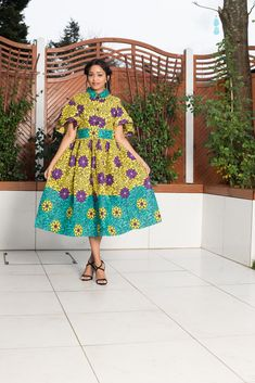 Shop for African midi dresses on We carry wide selection of African style midi dresses for sale at best prices. Best African Dress Designs, Best African Dresses, Latest African Styles, African Print Dresses, African Fashion Dresses, Ankara Peplum Tops, Shweshwe Dresses, Mid Length Dresses, Black Midi Dress