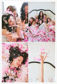 bachelorette party ideas...i want a photo shot like this at mine!!@gracia fraile Gomez-Cortazar Inman @Anna Totten Totten Loyal