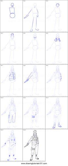 How to Draw Shikamaru Nara from Naruto step by step printable drawing sheet to print. Learn How to Draw Shikamaru Nara from Naruto Naruto And Shikamaru, Anime Naruto, Sasuke, Drawing Sheet, Drawing Tips, Otaku Anime, Anime Manga, Cool Pencil Drawings, Naruto Drawings