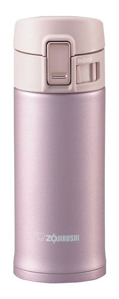 Stainless Steel Mug by Zojirushi: Beautiful mug which feels great in your hand. Stainless steel vacuum insulation keeps beverages hot or cold for hours  Durable and sanitary 18/8 stainless steel interior. Rated the best commuter cup by Hammacher Schlemmer. Available in 12 and 16oz sizes in a variety of colors.  Thanks to @Elizabeth_Silbermann! #Mug #Zojirushi