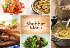 easy rosh hashanah menu