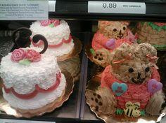 Publix mini cakes