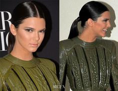 Get The Look: Kendall Jenner's Vogue Foundation Gala Slick Ponytail
