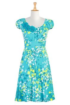 <3 that looks so cool a summery! love the color combination