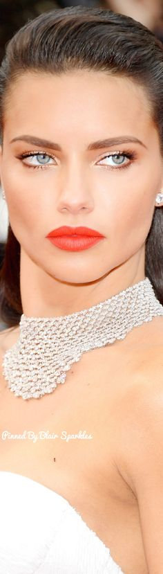 Adriana Lima at Cannes Film Festival 2017 ♕♚εїз | BLAIR SPARKLES |