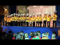 Leal Elementary School Christmas Program 2009 Kindergarten! - YouTube