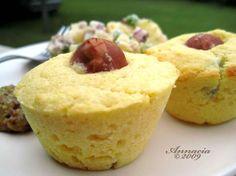 Corn Dog Muffins http://www.food.com/recipe/corn-dog-muffins-387086