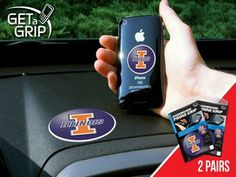 "University of Illinois 2 Get a Grip small 1.5"""" / large 3"""""