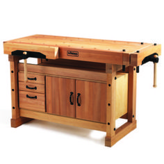 View a Larger Image of Elite 1500 Workbench plus Cabinet Combo