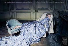 Life in pics: Editorials: Marie Antoinette - Kirsten Dunst by Annie Leibovitz