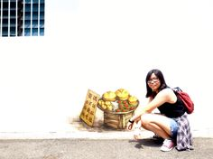 SG mural - Pasar and Fortune Teller by Yip YC